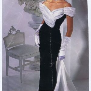 Dresses & Skirts - C3 ???? gown, formal, after-five, cocktail, bride,